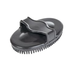 Rubber curry comb 12,5x8
