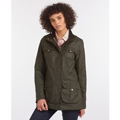 Jacka Defence LW Wax  Archive olive