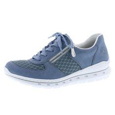 Sneakers L2230  Jeans/grigio