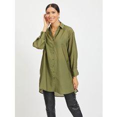 Blus Glita  Ivy green