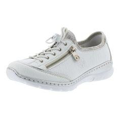 Sneakers L32P2  vit/silver