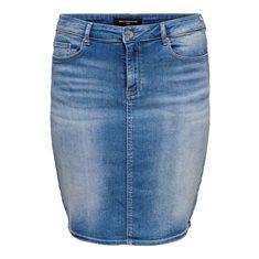 Kjol Laola  Medium blue denim