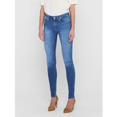 Jeans Blush Life mid skinny  Mid blue denim