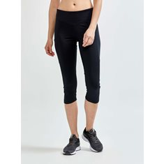 Tights Capri Essence W  Black