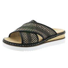 Sandal 679A5  Toscana/svart