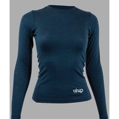 Top Merino LS  Navy