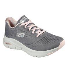 Sko Arch fit  Grey pink