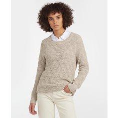 Tröja Newbury knit  Summer Pearl