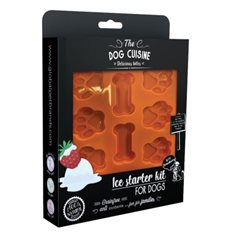 The Dog Cuisine Ice Starter kit+ Ice mix 65g