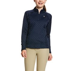 Top Girls Sunstopper 2.0  Navy dot