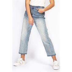 Jeans Jill High waist  Lt blue denim
