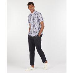 Skjorta Summer print  White