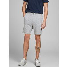 Shorts Shark  Lt grey melange