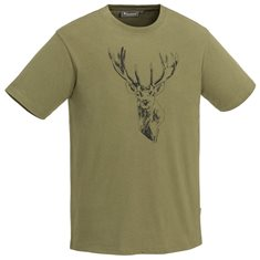 T-shirt Red Deer  H.Olive