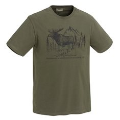 T-shirt Moose  Green