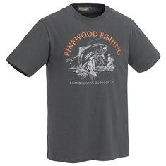 T-shirt Fish  D.Antrazite