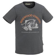 T-shirt FISH kid  D.Antrazite