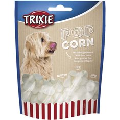 Hundgodis Popcorn med leversmak