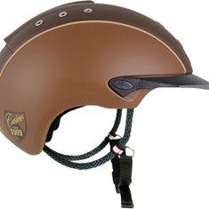 Hjälm Casco Mistral  titan brun