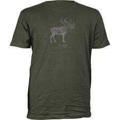 T-shirt Dk Green