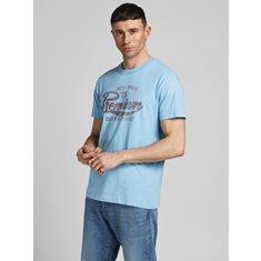 T-shirt Blueward Dusk blue