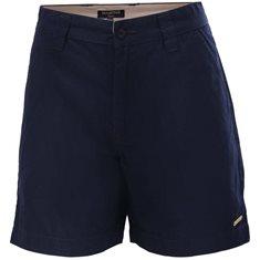 Shorts Cotton twill  Navy