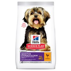 Hills Hund Adult Sen.Stomach&Skin Small&Mini Chicken