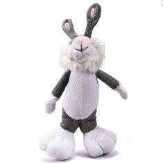 Hundleksak Kanin grå/vit