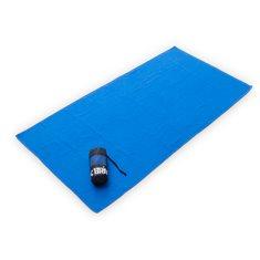 Microfiberhandduk Blå