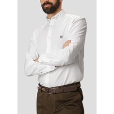Skjorta Oxford White