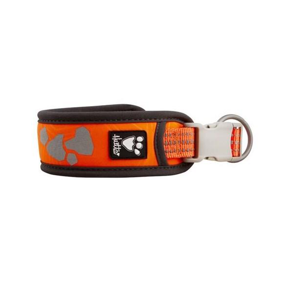 Halsband Weekend Warrior neon orange
