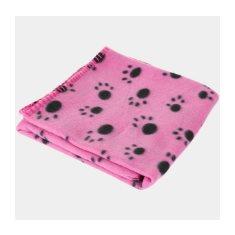 Fleecefilt pink