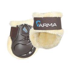 Bakskydd Fleece ARMA Cob Brown