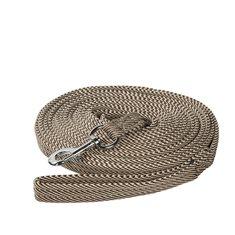 Longerlina cushion web brunmelerad