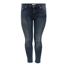 Jeans Willy life ankle Blue black denim