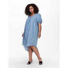 Klänning Jemma Medium blue denim