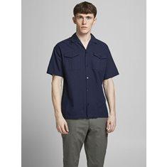 Skjorta Blasummer pocket Navy blazer