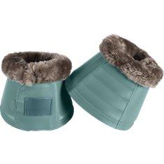 Boots Softslate Fauxfur Balsam green