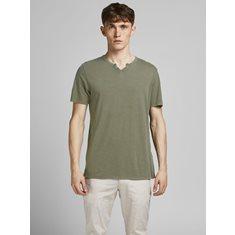 T-shirt Split  Dusky green