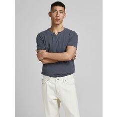 T-shirt Split  Navy blazer