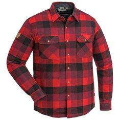 Skjorta Canada 2  Red/black