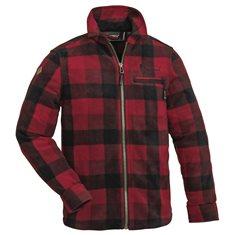 Skjorta Kanada  Red/Black