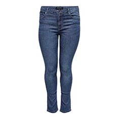 Jeans Hiris reg Dk blue denim