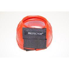 Boots PVC röd