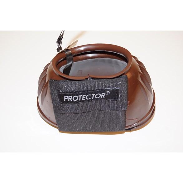 Boots PVC brun