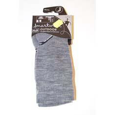 Strumpa Phd Outd light  grey