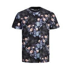 T-shirt Vincent Black digital