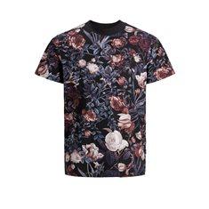 T-shirt Vincent Black PRM blac