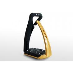 Stigbygel Soft Up Pro black/gold