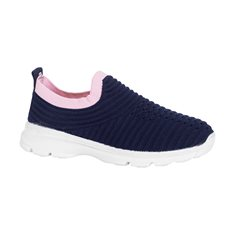 Sko Willow Navy/pink